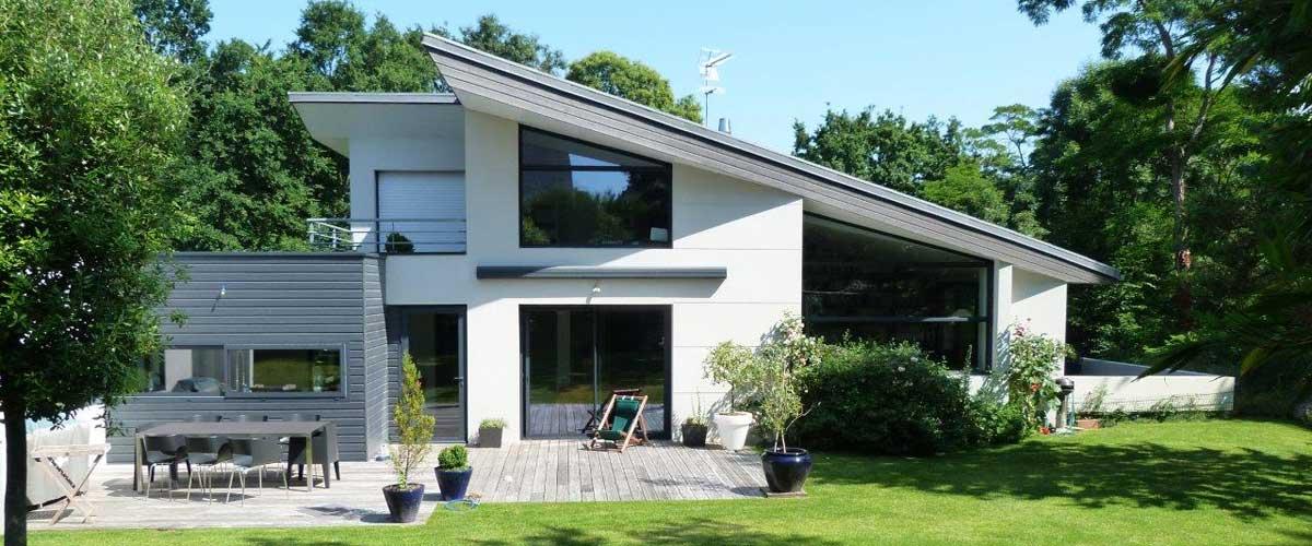 Bardage pvc clin pvc cellulaire - Maison en kit beton cellulaire ...